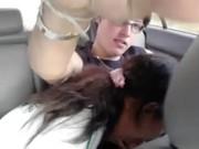 Caiu na Net Boquete da Novinha no Carro na Saida da Escola - http://www.novinhas.tv