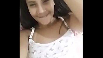 Novinha Tesuda do Corpo Bronzeado Tocando Xota Linda no Whatsapp