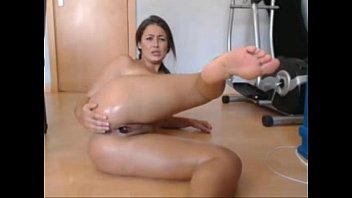 Novinha cavala orgasmos intensos nua na webcam